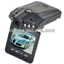Best Selling H198 Dash Camera Car Blackbox Camera Crash Recorder HD 6LED