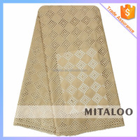 switzerland new design big african voile lace fabric for party and wedding dresses african clothing women MSL0403