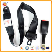 Adjustable 3 point automatic friendly universal safety belt for car