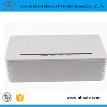 Wholesales new design Plastic shell wifi onu mall