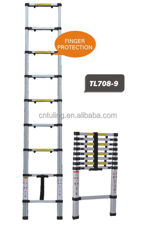 Venta al por mayor escalera aluminio precio compre online for Precio escalera aluminio