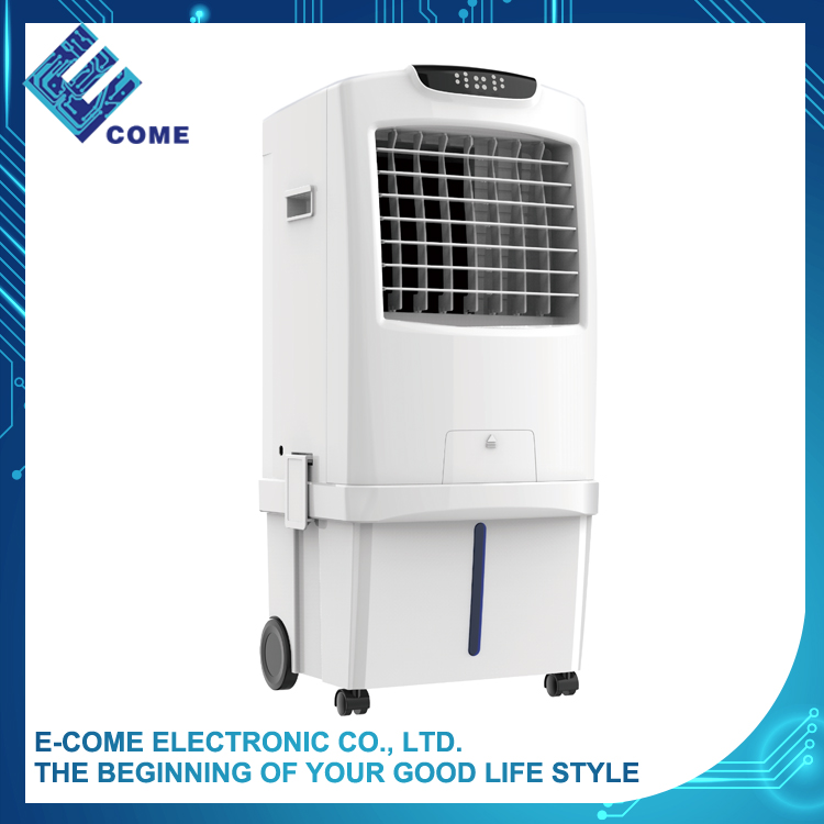 Elegant stand pedestal air cooler fan with air cooler for room