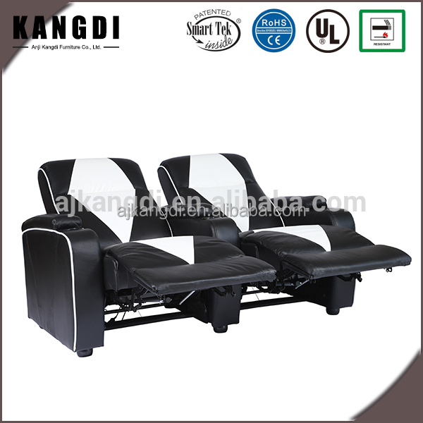 Luxury automatic recliner chairs home theater sofa leather electric recliner