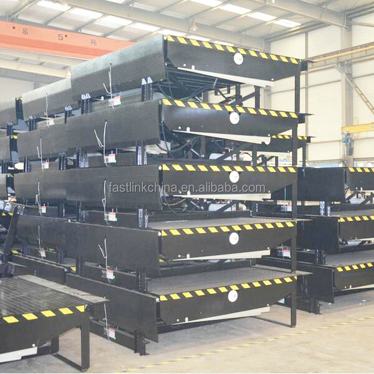 fashionable ce mobile loading dock leveler bulk products from china