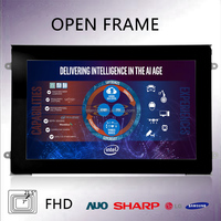 17 High Brightness Led Monitor Touchscreen