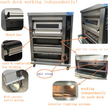 manufacturer commercial kitchen equipment bread oven Easily Cleaned