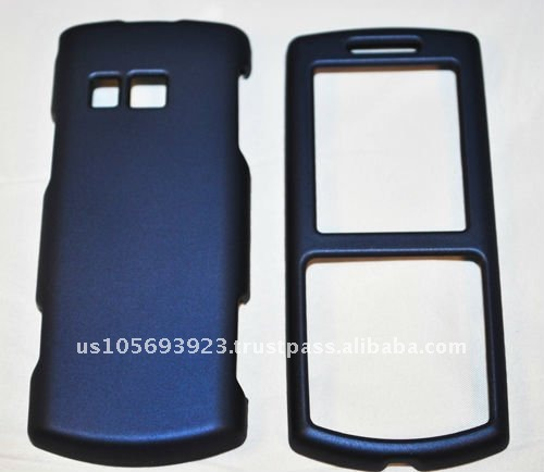 Rubberized Crystal Case for Samsung Messager II R560 / Vice R561