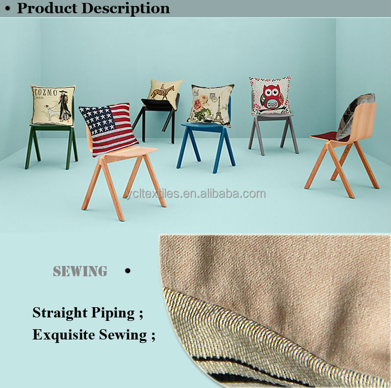 2017 Cushion cover Chair cushion