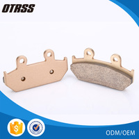 CBR 1000 F Hurricane 87.9 x 41.1 x 9.8mm golden sintered motorcycle brake pads for honda
