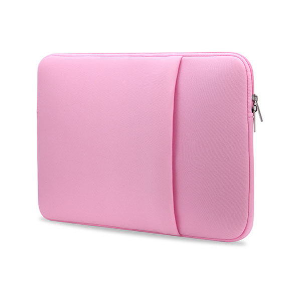 Soft Neoprene Candy Color Drop-proof Water-resistant Laptop Sleeve for 11-16inch laptop