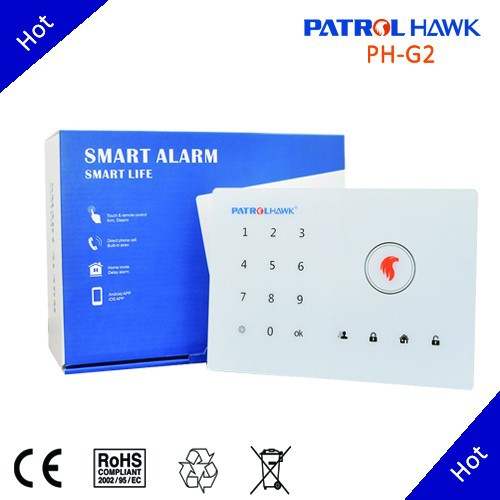 Multi-Functions & Languages Wireless Tamper Switch Alarm With Android & iOS APP PH-G2