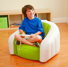 Home living room easy carry gaming and reading inflatable air kid chair