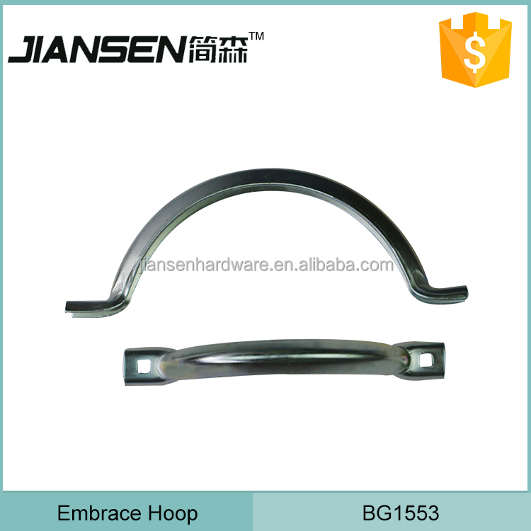 JIANSEN Steel / Iron Round Ear Cropping Clamp