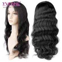 2015 New products glueless chinese virgin hair full lace wig