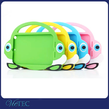 Cute car shape shockproof 3d silicon case for tablet ipad mini 1/2/3/4