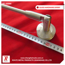 China manufacture glass door canopy fittings for sale