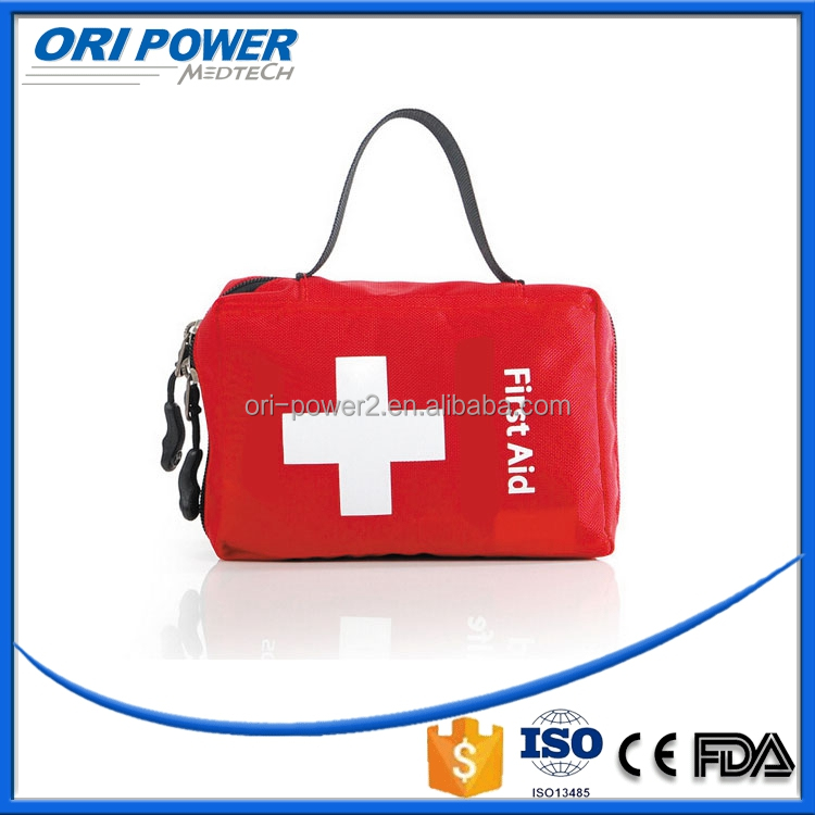 OP FDA CE ISO approved hot selling compact lovely promotional gift first aid kit