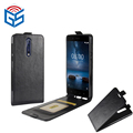 The best price trending product 5.3 inch wallet case for nokia 8 flip leather cover