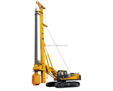 XR260D Hydraulic rotary pile driving machine crawler mine drilling rig