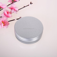 Hermetically Sealed Aluminum Container for Cosmetic