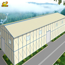 Cheap steel construction container prefabricated storage warehouse