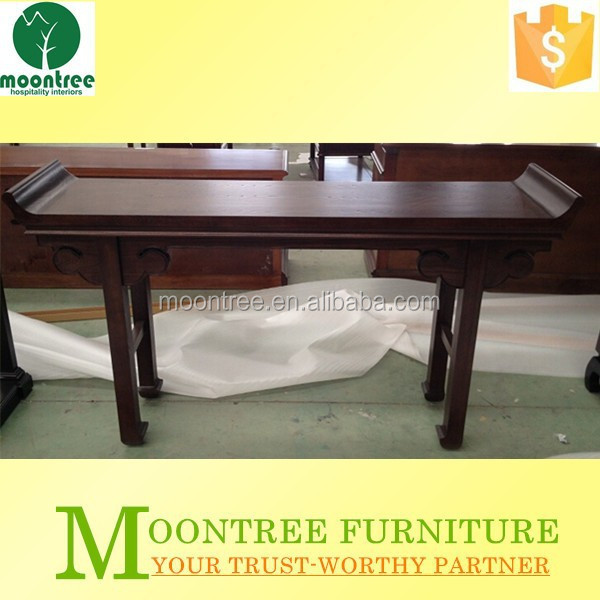 MCS-1110 Top Quality Five-star Hotel Chinese Style Console Table