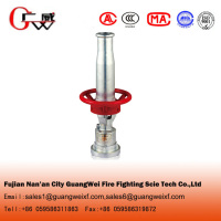 Fire fighting fire jet spray nozzle