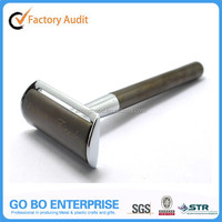 Manufacture laser double edge safety razor