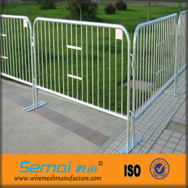Cheap Galvanized Temporary Portable Decorative Dog Fence (Factory)