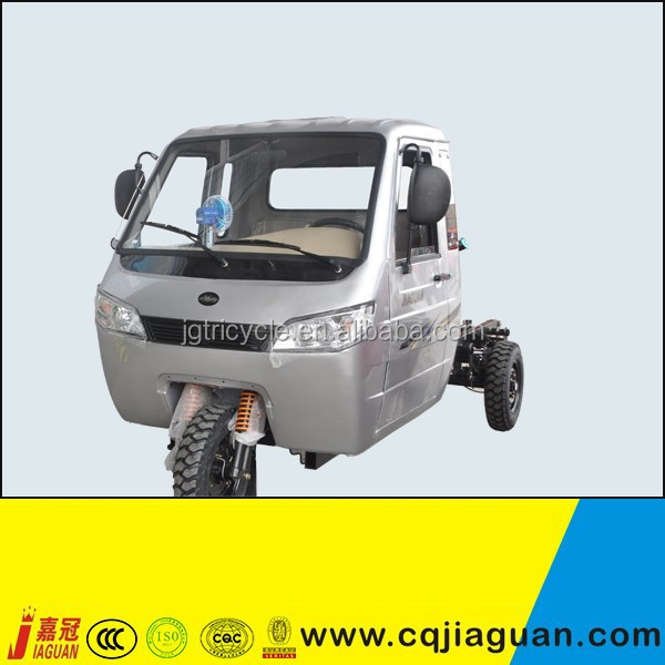 200cc Closed Cabin Cargo Tricycle