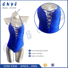 CNYE 2017 New design Ladies cross bandage Bikini beachwear swimwear
