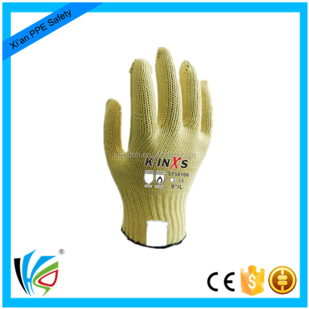 Level 5 Cut Resistant Kevlar Liner Knit Hand Gloves