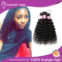human hair extension deep wave color 33 and natural black get your hair supply