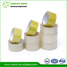 BOPP film coated with water custom tape
