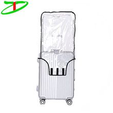 Fashion Style Waterproof PVC Luggage Cover Plastic Luggage Wheel Cover