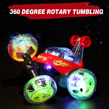 Wholesale Latest design hot selling LED luminous remote control rc car
