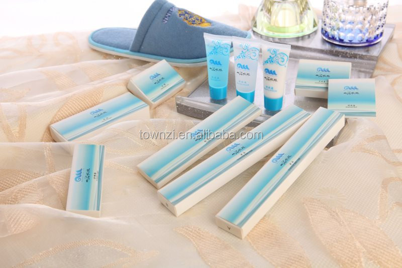 Hot Sale Wholesale Customized Beauty Design OEM Available Hotel Bathroom Hygiene Kit For Hotel