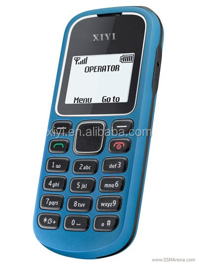 China Low End Mobile Phone 1280 for Elder People very small size mobile phone