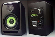 2016 VOXOA K50 professional monitor speaker with Punchy and Focused Bass Frequency