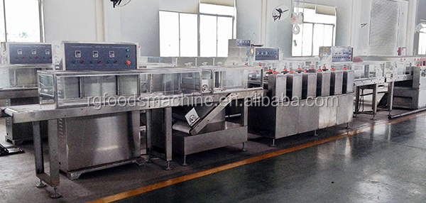 sheet chewing gum production line