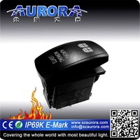 2015 Aurora top-quality off road light switch