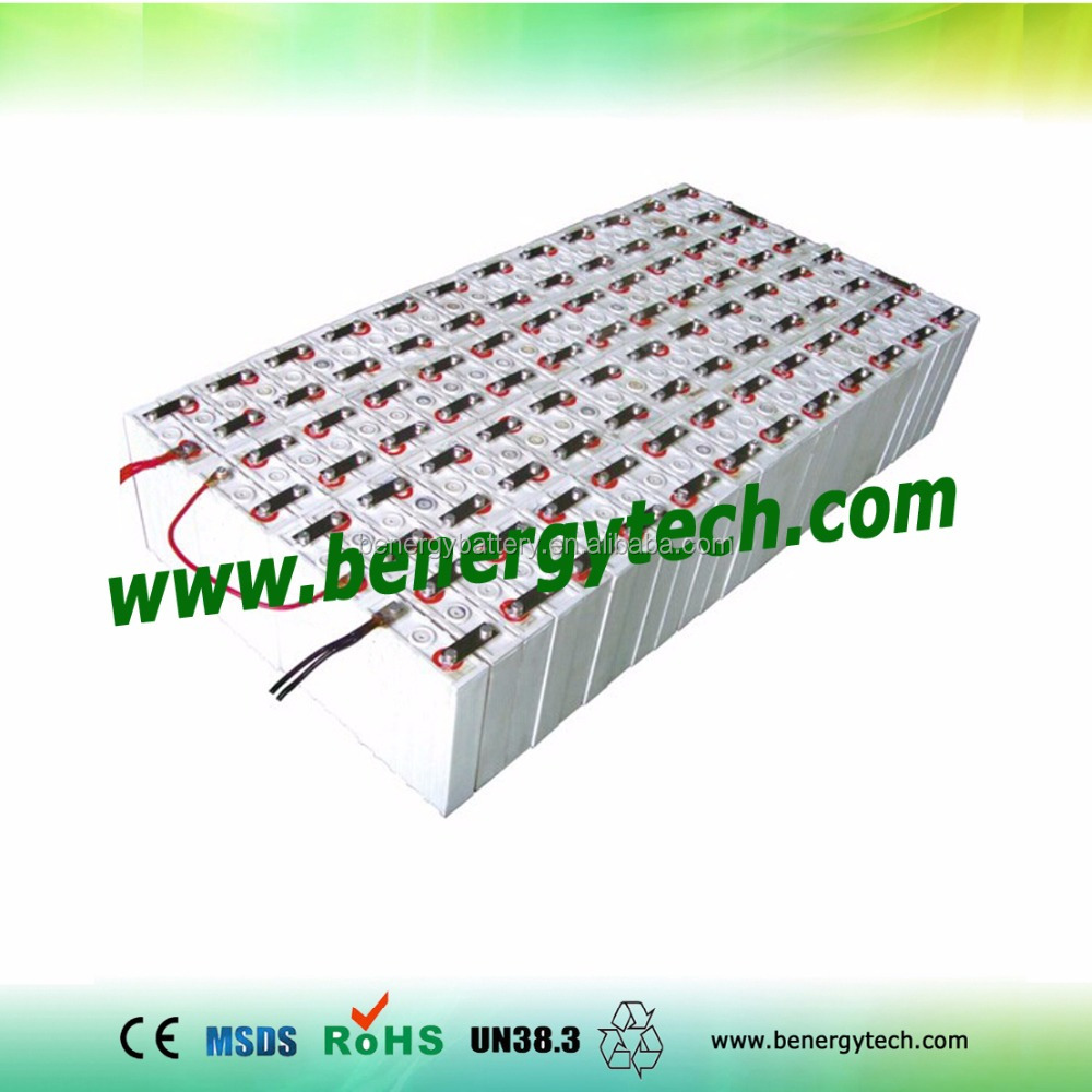 electric bus battery 312V 100AH lithium battery pack