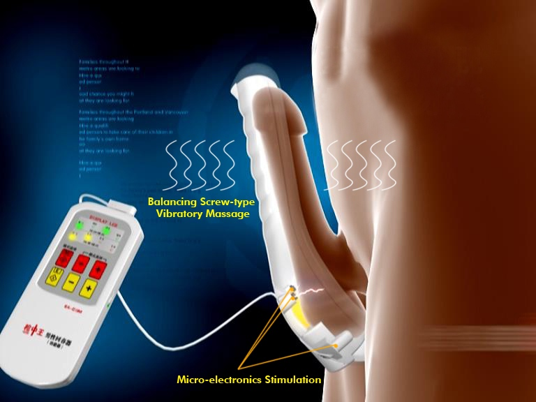 digital male hotsale safe sexual electrotherapy stimulator