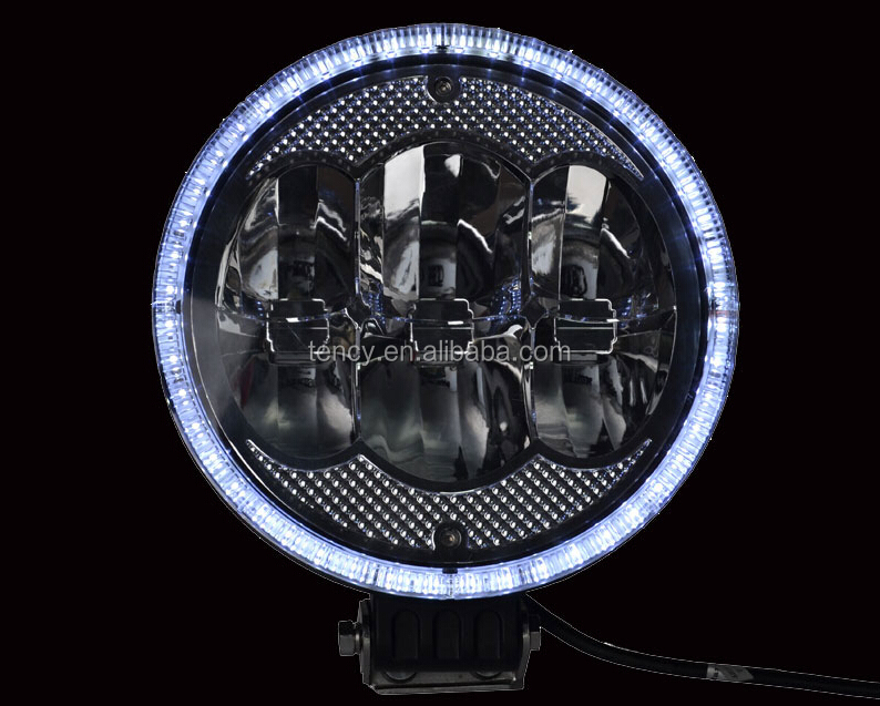 LED Driving Lights with angel eyes (KF-L609A)