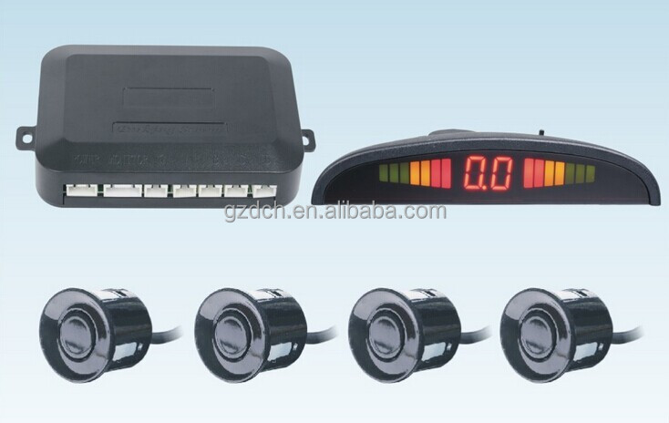 led car reverse parking sensors WS-068