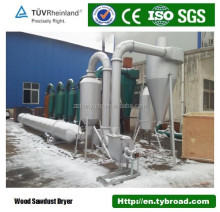 high speed dewatering machine Rotary cow manure dryer