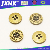 small size 4 holes sewing button for baby coat