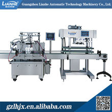 security and environmental protection of pneumatic lotion cream filling machine