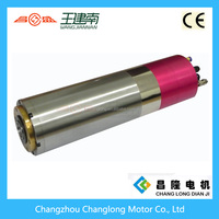 high performance cnc router spindle motor 5.5kw ATC water cooled engraving spindle for stone/marble engraving machinery