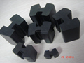 Polyurethane custom parts for machine